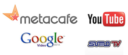 video site logos